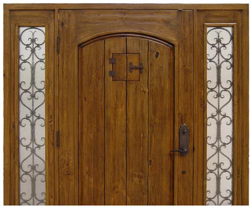 Wo1818 Nguyen Old World Door Gallery