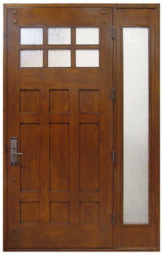 Wo1939 maggetti 5 old world door gallery for Old world entry doors